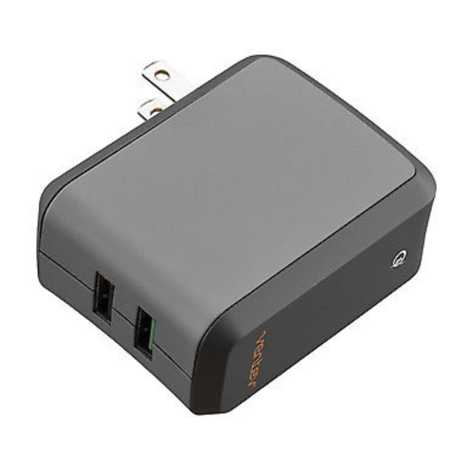 VENTEV WALL CHARGER 2PORT