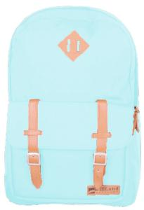 616641608477 Backpack: Romantica - Light Aqua