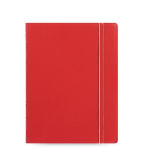 757286601147 Notebook: Filofax Classic Bright, A5 - Red