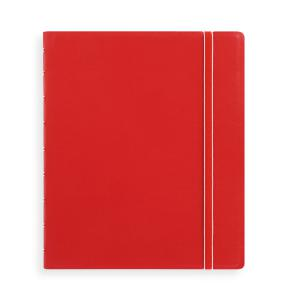757286601567 Notebook: Filofax Classic Bright, Executive - Red