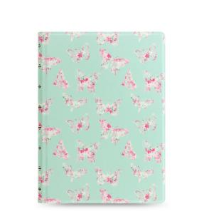 757286602199 Notebook: Filofax Patterns, A5 - Butterfly