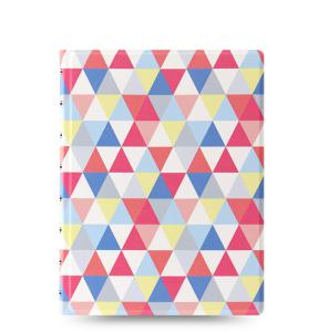 757286602212 Notebook: Filofax Patterns, A5 - Geometric