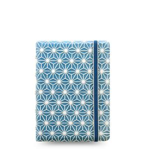 757286602298 Notebook: Filofax Impressions, Pocket - Blue & White
