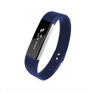 810351026990 Fitbit: Alta Fitness Wristband, Blue, Small