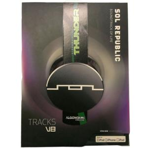817210017076 Headphones: Tracks On-Ear - AC Thunder