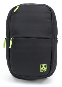 849108010913 Backpack: M-Edge Tech Backpack With 4k Mah Battery Black
