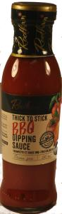875922000748 Thick To Stick Bbq/Dipping Sauce