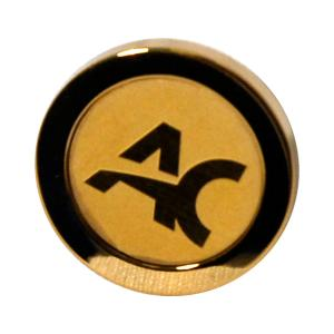 88880086611 Lapel Pin - AC Logo Gold