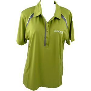 88880093214 Womens ACcolade Citron Golf Shirt XSmall