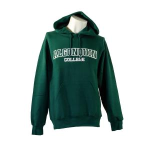 88880105680 Mens Russell Forest Green Standard Hoodie Large