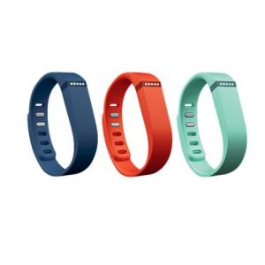 898628002724 Fitbit: Flex Colour Wrist Bands 3 Pack - Large
