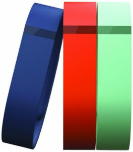 898628002731 Fitbit: Flex Colour Wrist Bands 3 Pack - Small