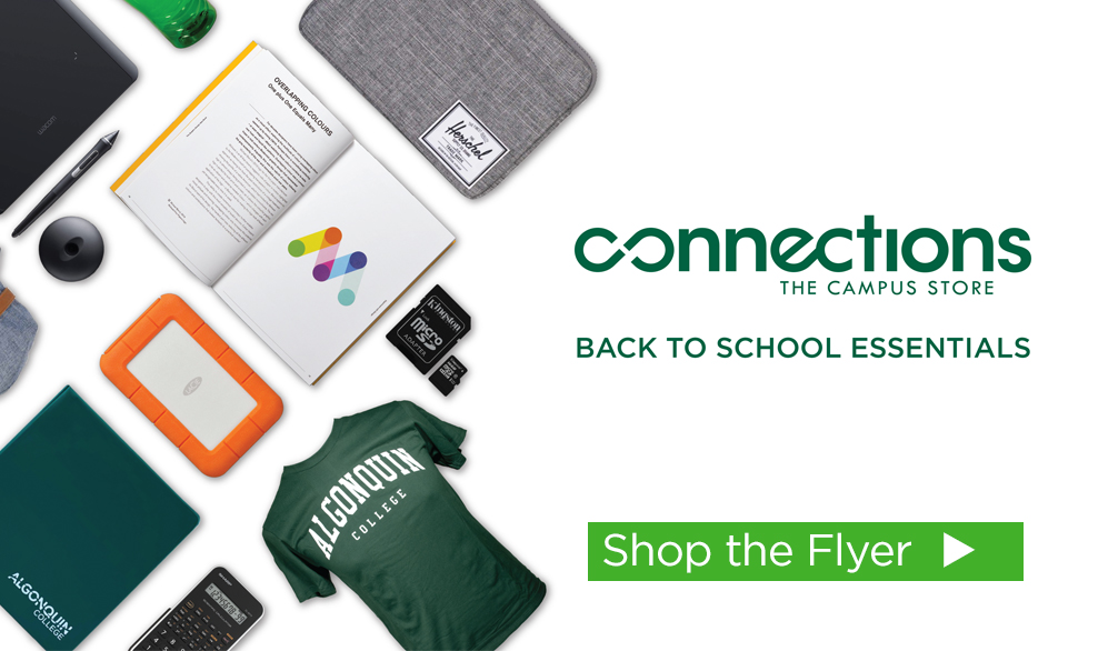 Back to School Essentials. Shop the Flyer.