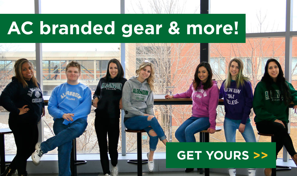 AC branded gear & more! Get yours >>