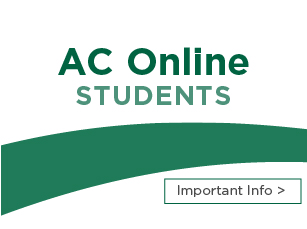 AC Online Students. Important Info >