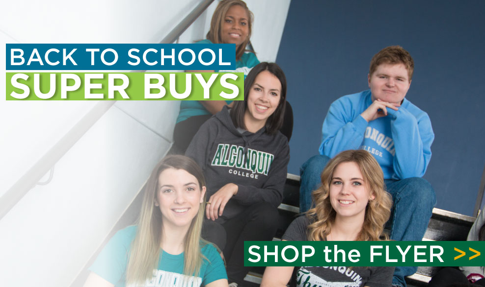 Back to School Super Buys. Shop the flyer >>