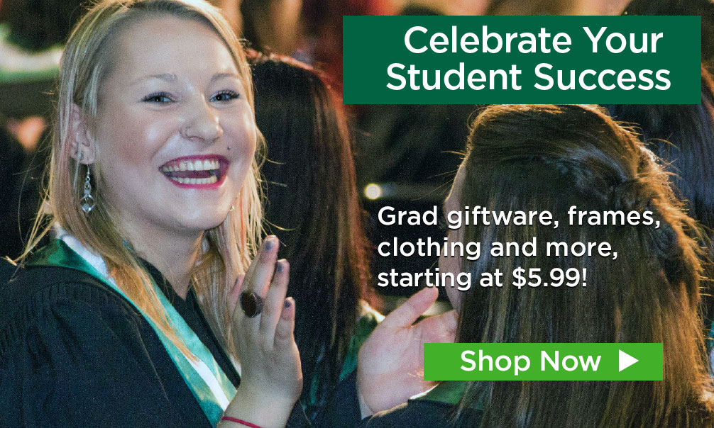 Celebrate your student success. Grad giftware, frames, clothing and more starting at $5.99! Shop now.