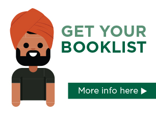 Get Your Booklist. More info here >.