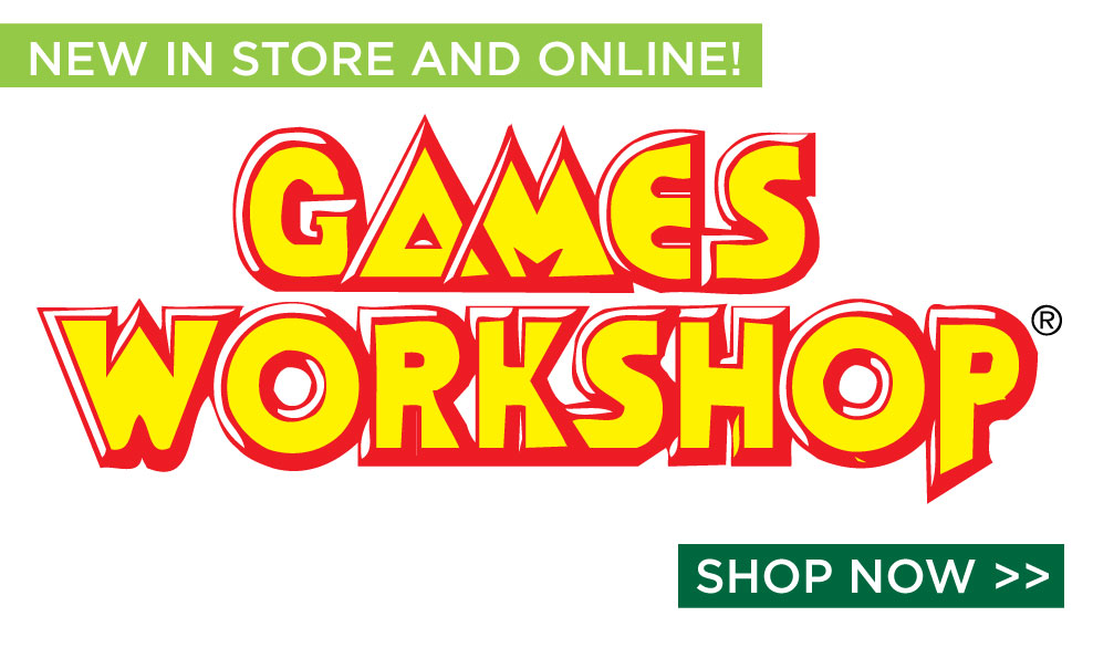 New in store and online! Games Workshop. Shop Now.