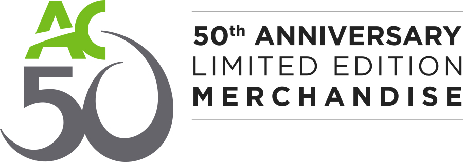 AC50 Limited Edition Merchandise